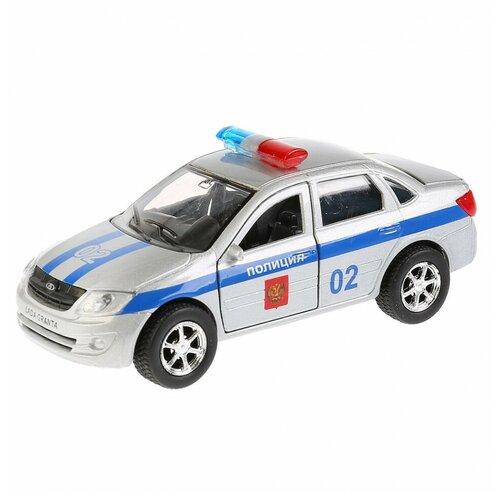 Фото - Машина Технопарк Лада Гранта Полиция инерционная 223657 машина технопарк chevrolet tahoe инерционная 280925