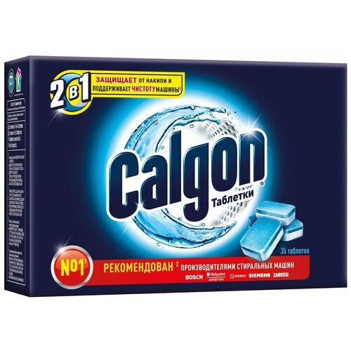 Фото - Calgon Таблетки для смягчения воды 35 шт. calgon таблетки для смягчения воды 12 шт