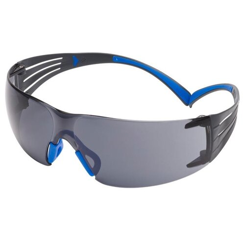 Очки 3M SecureFit 402 черный-синий/серый очки 3m securefit 203 желтый