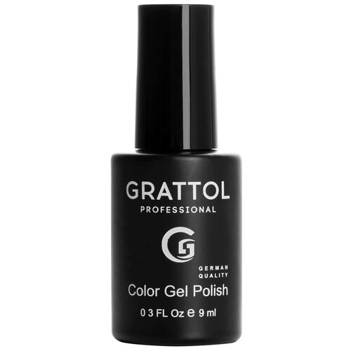 Гель-лак для ногтей Grattol Краски осени, 9 мл, green fern