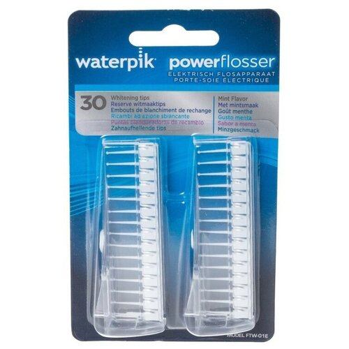 Сменные насадки для Waterpik PowerFlosser