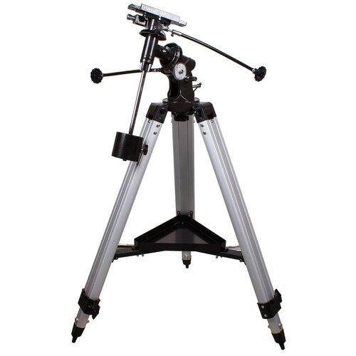 Фото - Монтировка Sky-Watcher EQ2 с алюминиевой треногой 68583 черный/серый противовес sky watcher для монтировки eq2 3 56 кг