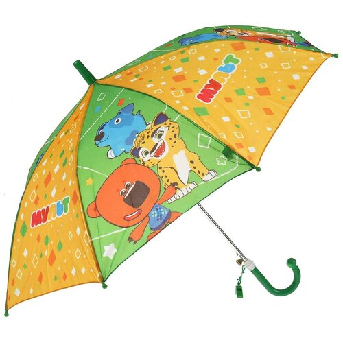 Зонт детский Играем вместе Мульт 45см, со свистком