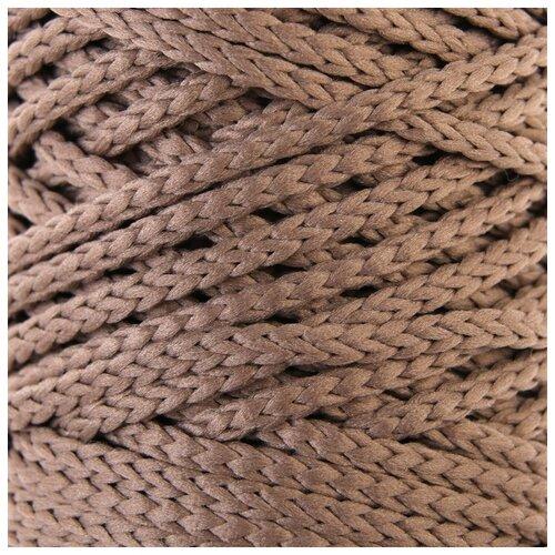 Купить Шнур для вязания полиэфирный 3мм, 50м/100 гр, набор 3шт (Комплект 12) 4335776, Osttex, Пряжа