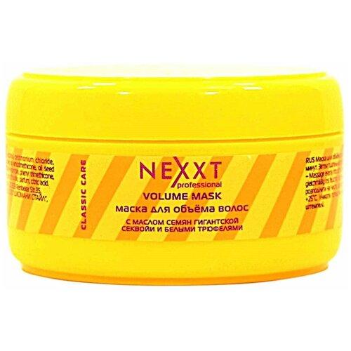 Фото - Nexprof Classic care Маска для объёма волос, 200 мл nexprof кондиционер classic care volume для объема волос 200 мл