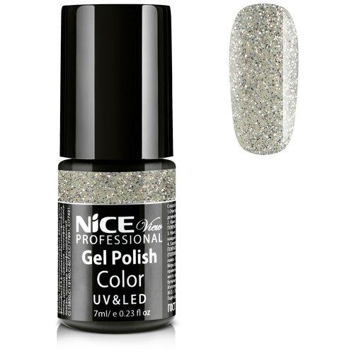 Купить Гель-лак для ногтей Nice View UV&LED, 7 мл, GL-91