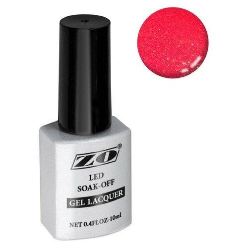 Купить Гель-лак для ногтей ZO mGL, 10 мл, 265 ярко-малиновый шиммер