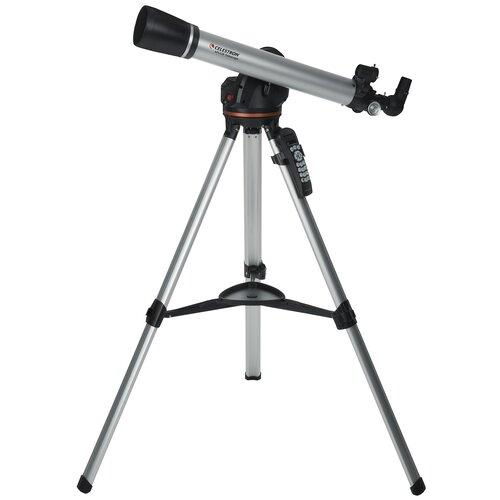 Телескоп Celestron LCM 60 серебристый