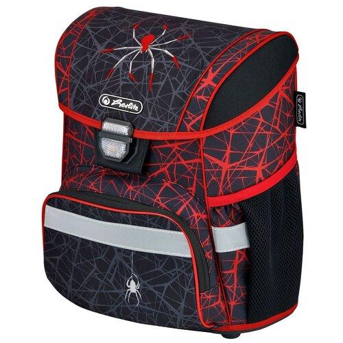 Купить Herlitz Ранец школьный Loop Spider 50032617, Рюкзаки, ранцы