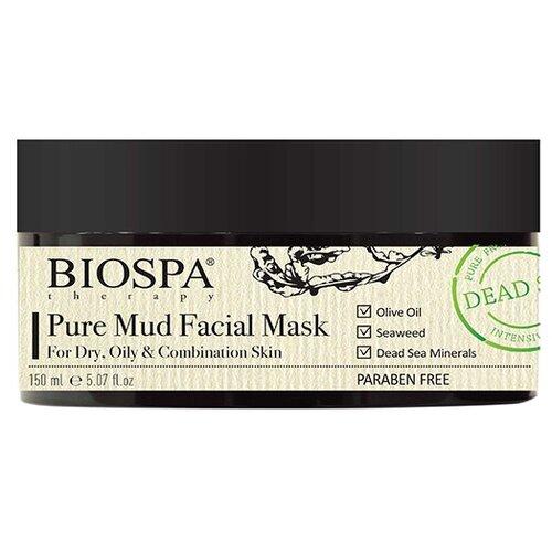 Купить SEA of SPA Грязевая маска для лица с минералами Мертвого моря для интенсивного ухода за кожей (Израиль), 250 мл