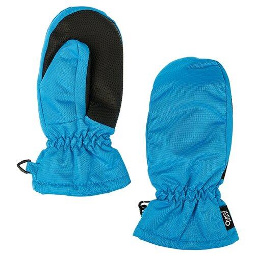Купить AAW203T1GL01 Варежки детские Уни р. 5-6 цвет голубой, Oldos, Перчатки и варежки