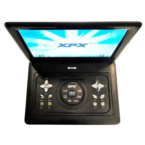 Фото - DVD-плеер XPX EA-1769D черный dvd плеер