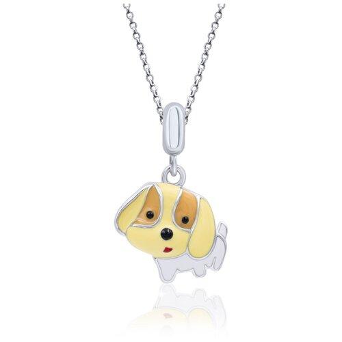 UMa & UMi Детский серебряный кулон подвеска Щенок UMI Pets 319565400605