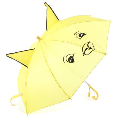 Зонтик детский трость, 58см Amico 102379