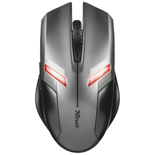 Мышь Trust Ziva Gaming 21512, black/grey