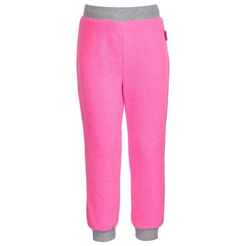Купить AAW203FPT03 Брюки детские Доди 1-1, 5 г размер 86-52 цвет розовый, Oldos, Брюки и шорты
