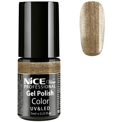 Купить Гель-лак для ногтей Nice View UV&LED, 7 мл, GL-81