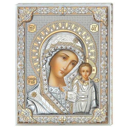 Икона Божией Матери Казанская 85302ORO, 20х26 см по цене 16 380