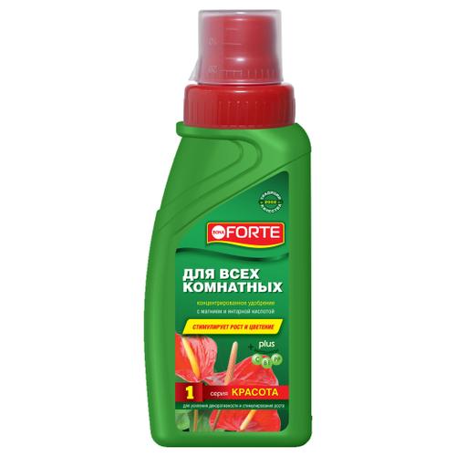 Удобрение BONA FORTE для всех комнатных растений, серия Красота, 0.285 л