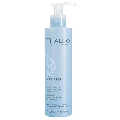 Купить Thalgo лосьон мицеллярный очищающий для лица Eveil A La Mer, 200 мл