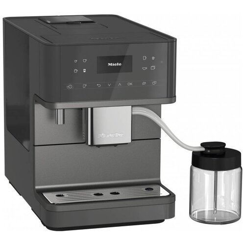 Кофемашина Miele CM6560 серый графит GRPF