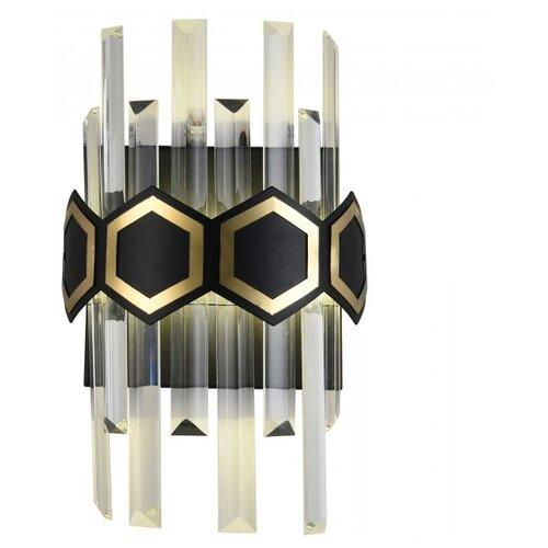 Фото - Светодиодное бра Natali Kovaltseva LED LAMPS 81322 12W Золото 3000K светодиодное бра 18w led lamps 81148 1w natali kovaltseva