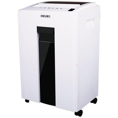 Уничтожитель бумаг deli Core E9954-EU белый