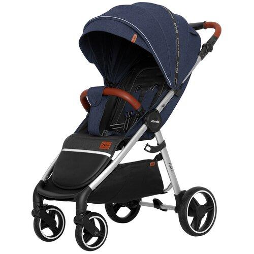 Купить Прогулочная коляска CARRELLO Pulse CRL-5507, galaxy blue, цвет шасси: серебристый, Коляски