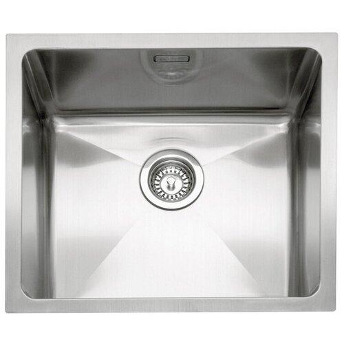 Интегрированная кухонная мойка 44 см Blanco Andano 400-IF InFino нержавеющая сталь/полированная