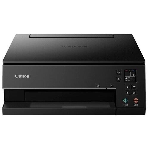 Фото - МФУ Canon PIXMA TS6340, черный мфу струйный canon pixma ts6340 a4 цветной струйный черный [3774c007]