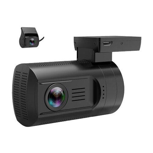 Фото - Видеорегистратор TrendVision Mini 2CH GPS, 2 камеры, GPS видеорегистратор trendvision amirror 10 android 2 камеры gps черный