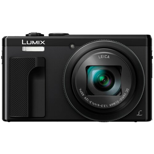 Фото - Фотоаппарат Panasonic Lumix DMC-ZS60/TZ80 черный фотоаппарат