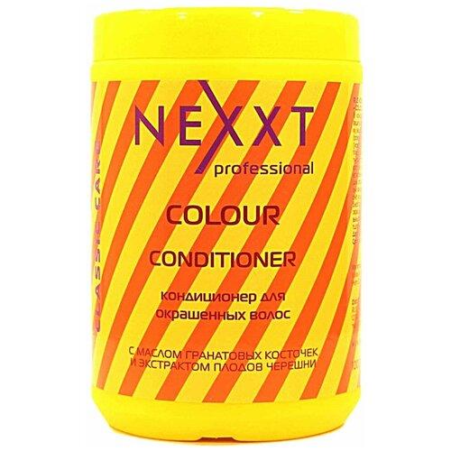 Фото - Nexprof кондиционер Classic care Colour для окрашенных волос, 1000 мл nexprof кондиционер classic care volume для объема волос 200 мл