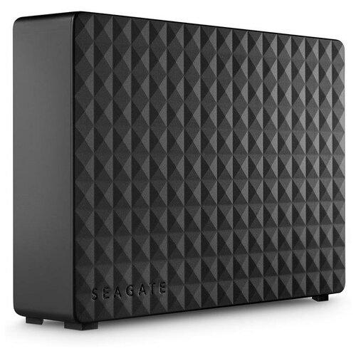 Фото - Внешний HDD Seagate Expansion desktop (STEB) 10 TB, черный внешний hdd seagate expansion stea 5 tb черный