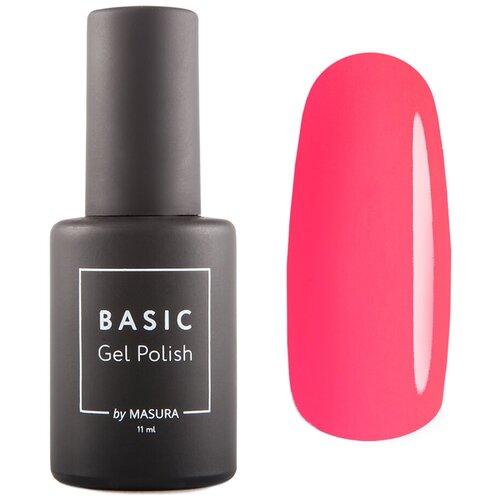 Купить Гель-лак для ногтей Masura Basic, 11 мл, Он или неон