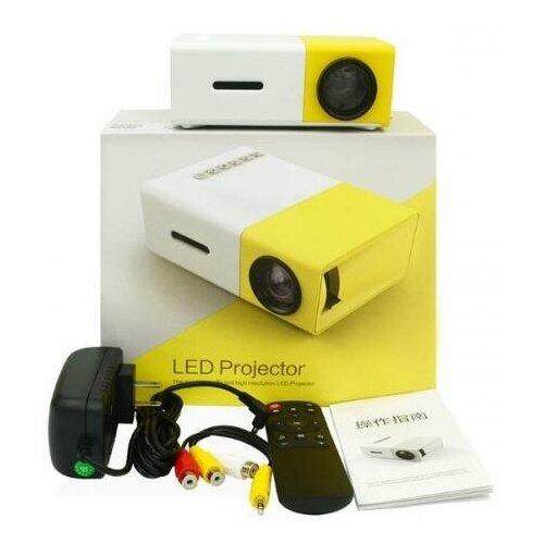 Фото - Мини LED проектор hti мини