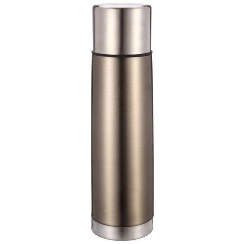 Классический термос Maestro MR-1638-100, 1 л коричневый