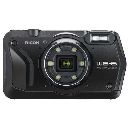 Фотоаппарат Ricoh WG-6 black