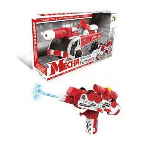 Купить Трансформер Junfa toys Akadigr-D622-H059 красный, Роботы и трансформеры