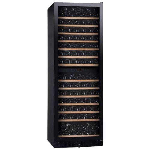 Встраиваемый винный шкаф Dunavox DX-166.428DBK встраиваемый винный шкаф dunavox dx 166 428dbk