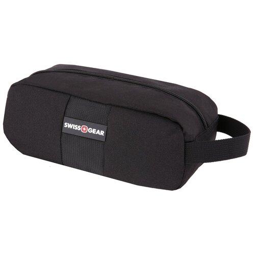 Несессер Swissgear, чёрный, 24x11x10 см, шт SA6085202012
