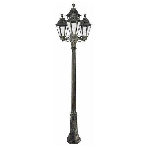 Фото - Fumagalli Уличный светильник Rut E26.156.S31.BXF1R, E27, 24 Вт, цвет арматуры: бронзовый fumagalli наземный светильник rut e26 111 000 bxf1r