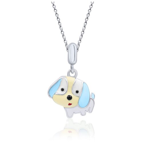 UMa & UMi Детский серебряный кулон подвеска Щенок UMI Pets 319565400604