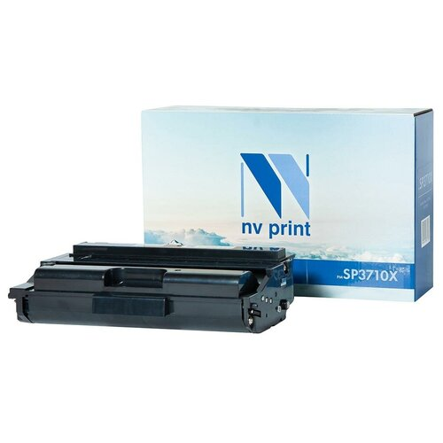 Фото - Картридж NV Print SP3710X для Ricoh, совместимый картридж nv print sp310 magenta для ricoh совместимый