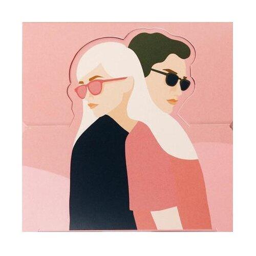 Купить ArtFox Бумага для записей Love, 250 листов, 9 х 9 см (5360726) розовый, Бумага для заметок