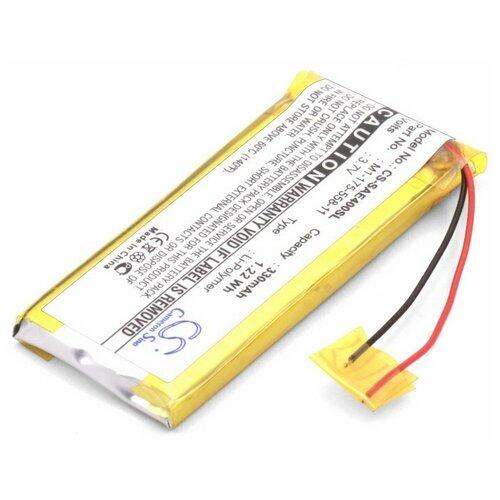 Аккумулятор для Sony NW-E403, E405, E407, E503, E505, E507