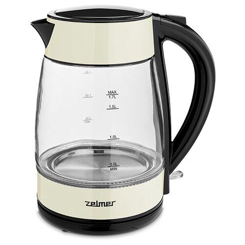 Чайник Zelmer ZCK8011, бежевый
