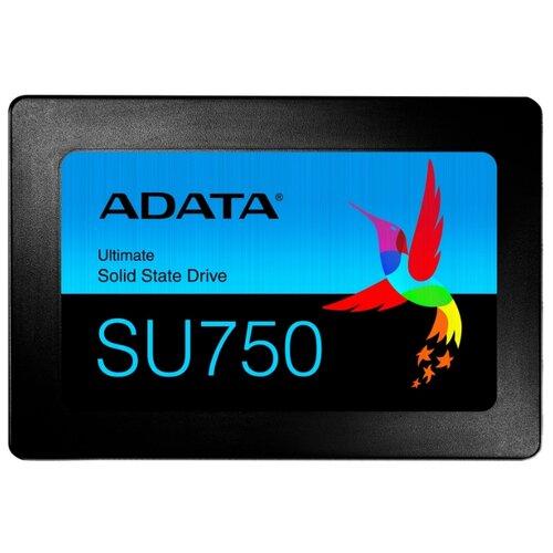 Твердотельный накопитель ADATA Ultimate 512 GB Ultimate SU750 512GB