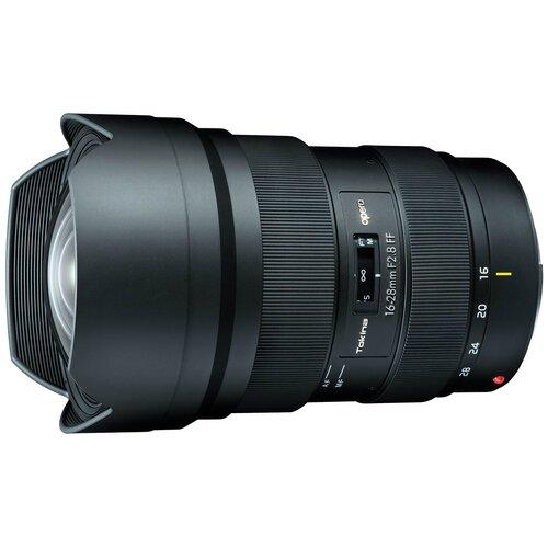 Фото - Объектив Tokina Opera 16-28mm f/2.8 FF Nikon F черный объектив laowa 11mm f 4 5 ff rl nikon z черный