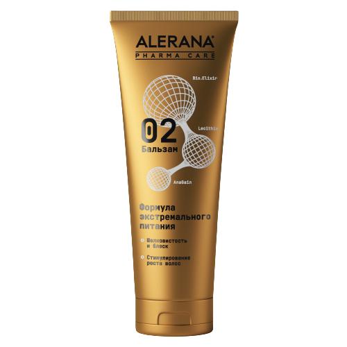 Alerana бальзам для волос Pharma Care Формула экстремального питания, 260 мл